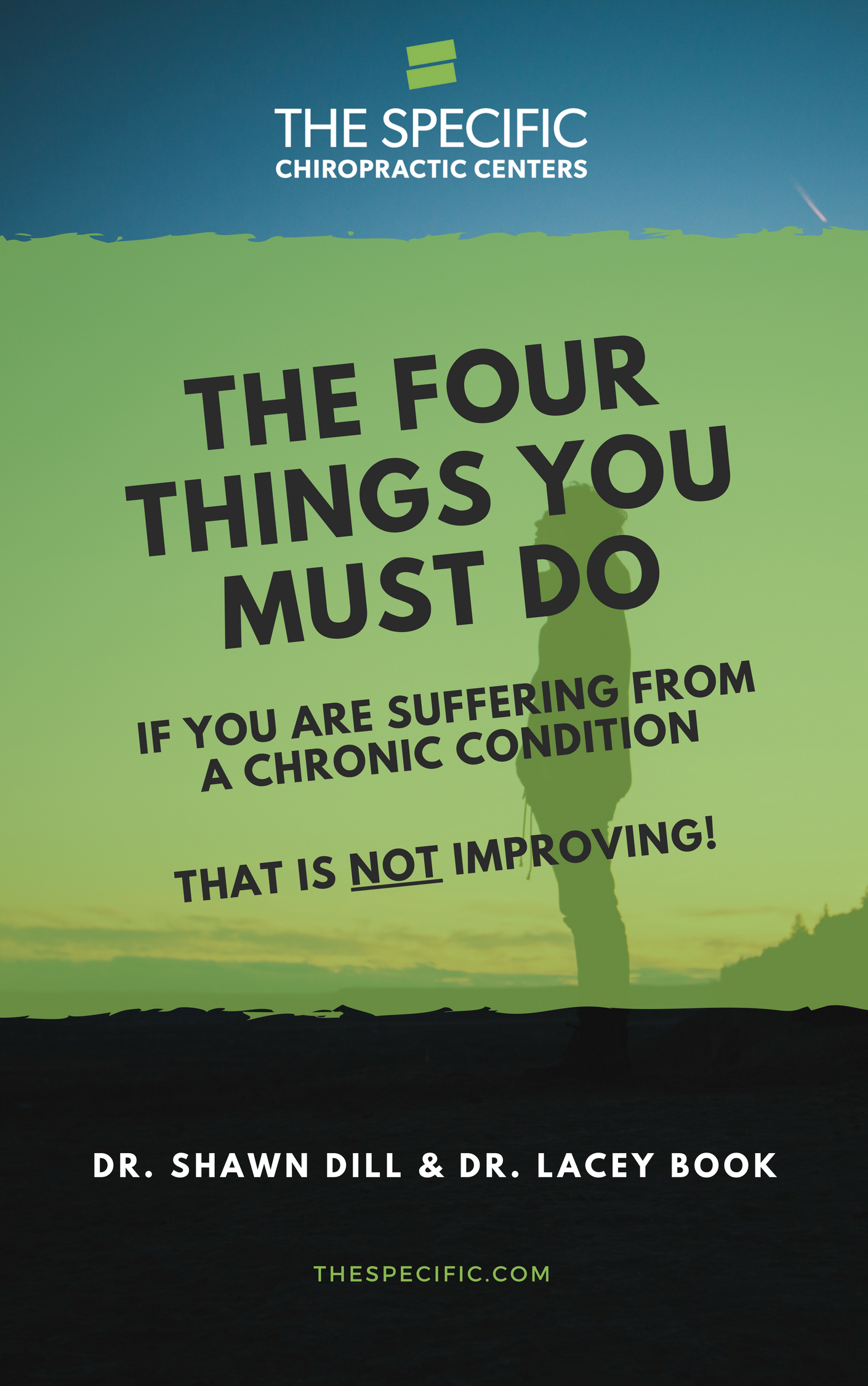 The Four Things that you must do when sufferin